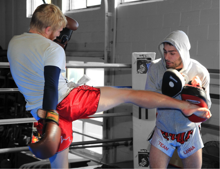 Hook up muay thai boxing ontario