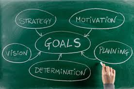 Goal Setting is an important part of your Muay Thai, BJJ, Boxing, Fitness and Martial Arts Training