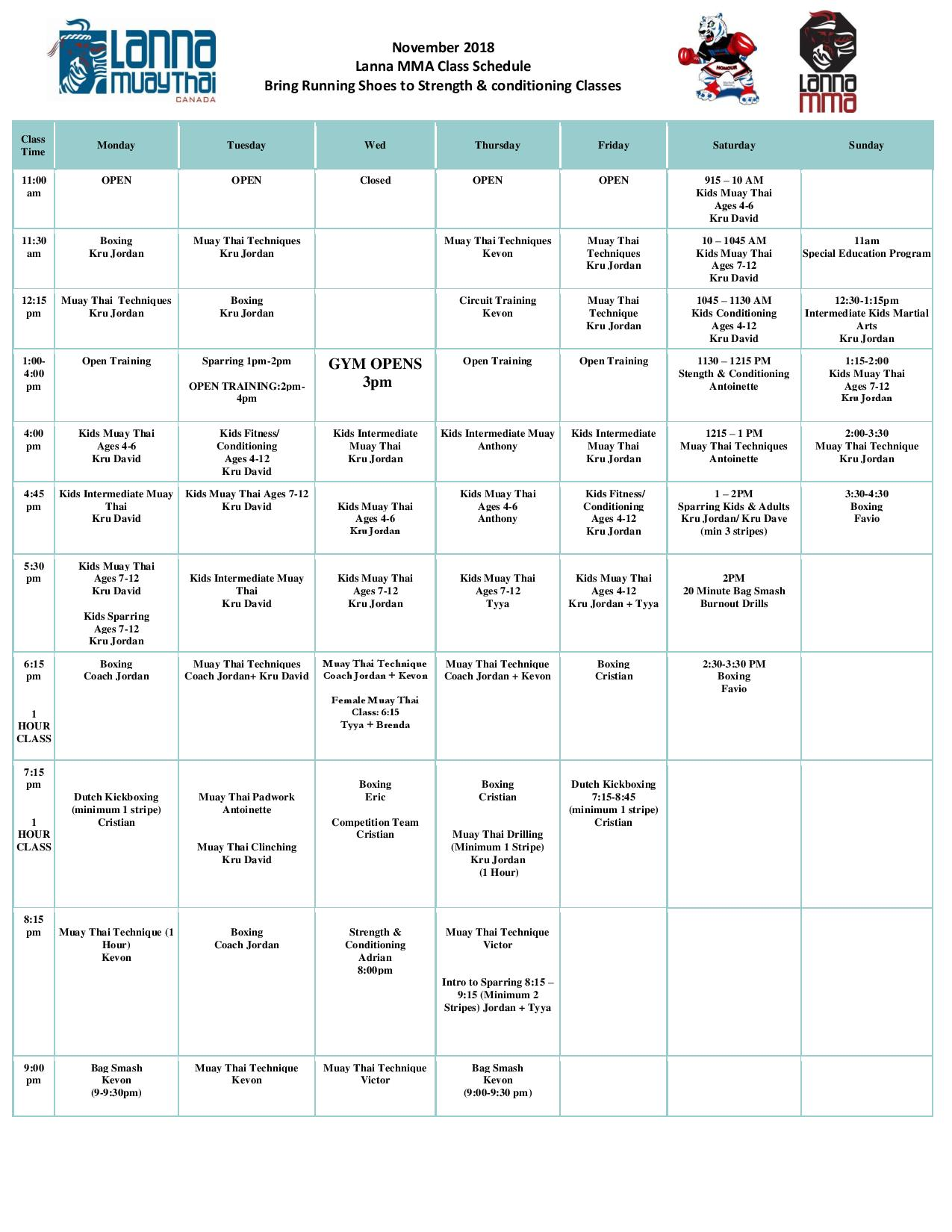 November Schedule 2018-page-001-1