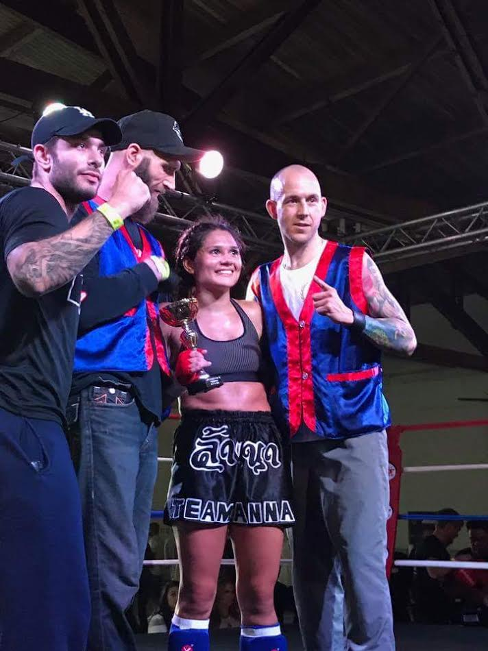 Muay Thai Kickboxing Athletes Successful at Mitsubishi Cup 2