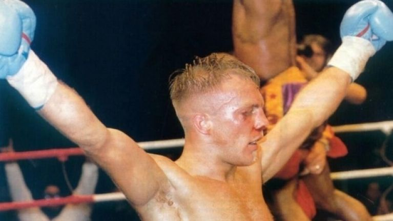 Lanna MMA Fighter Of The Week Ramon Dekkers