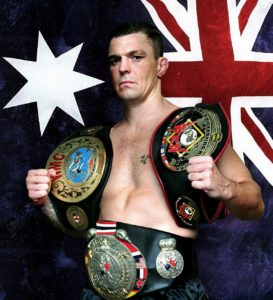 John Wayne Parr, one of the greatest muay farang